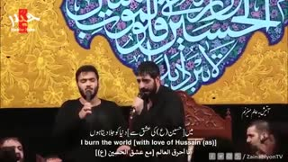 دل هر کی یه یاری داره - مجید بنی فاطمه | English Urdu Arabic Subtitles