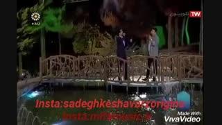 اجرای صادق و فرزاد کشاورز موزیک وطنم ایرhن شبکه جام جم