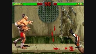 4 دقیقه گیم پلی بازی اکسترا مورتال کمبت EXTRA Mortal Kombat 2 برای کامپیوتر_با کیفیت عالی و 4KHD