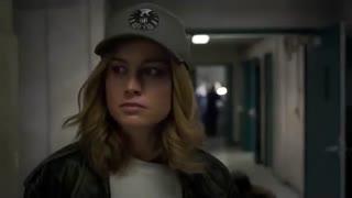تریلر فیلم کاپیتان مارول با دوبله اختصاصی گپ فیلم