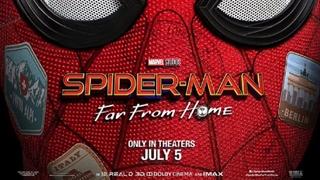 تریلر تلویزیونی فیلم Spider man Far From Home