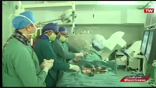 موفقیت پزشکان شیرازی در نجات جان کودکان دارای مشکلات ریوی