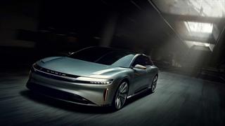Lucid Air، خودروی آینده