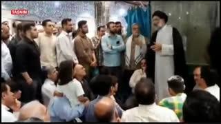 برخورد قاطع امام جمعه اهواز با پارتیبازی شهردار