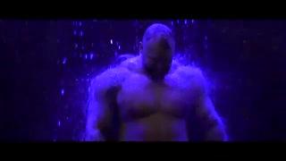 مبارزه قوی ترین مردان جهان در برنامه آرنولد