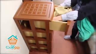سازماندهی لوازم خانه با دراور های پلاستیکی هوم کت - سیتی کالا
