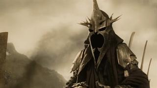 فیلم ارباب حلقه ها قسمت سوم ، از بین بردن پادشاه جادوگر آنگمار