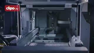 اولین خودروی ساخته شده با پرینت سه بعدی