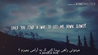 (Alec Benjamin - Let Me Down Slowly (Lyrics - ترجمه فارسی