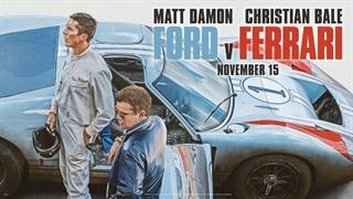 اولین تریلر رسمی فیلم دیدنی و جذاب FORD v FERRARI