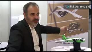 استقبال مقامات مالزی از ایده هواپیمای ایرانی