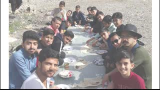 اردوی تفریحی روستای امرودکان