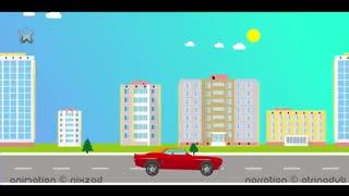 تیزر انیمیشن (موشن گرافیک)  تبلیغاتی بازارچه موسسه خیریه کسا