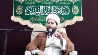 امام زمان بهت سر میزنه!-حجت الاسلام محمد جواد نوروزی نصرت