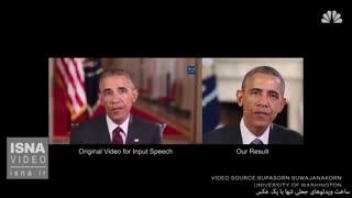 ساخت ویدئوهای جعلی تنها با یک عکس