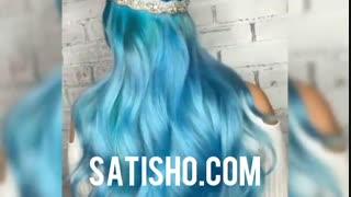 ۵۰ مدل رنگ مو جدید زنانه ویژه تابستان ۹۸ | رنگ مو ترکیبی جدید ۲۰۱۹