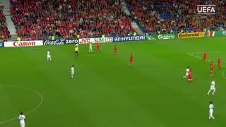 یادآوری؛ سوئیس 2_0 پرتغال (یورو 2008)