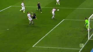 گلها و حرکات برتر لوکا یوویچ مهاجم جدید رئال مادرید در بوندسلیگا