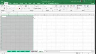 کلاس مجازی (لایو و زنده) نرم افزار اکسل
