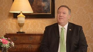 پیشنهاد مذاکره بدون پیش شرط پمپئو با ایران
