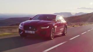 تبلیغ جدید خودروی Jaguar XE