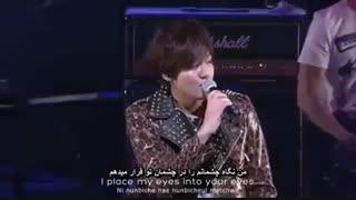 کنسرت قدیمی لی مین هو جونم(اجرای حرکت عشق)