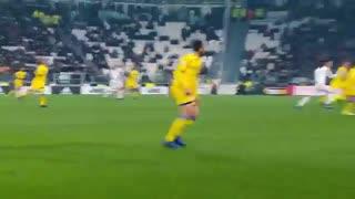 همه گلهای کریستیانو رونالدو در یوونتوس در فصل 2018-2019