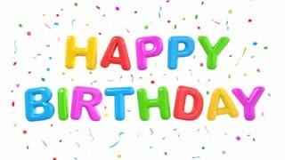 Happy Birthday Zahra