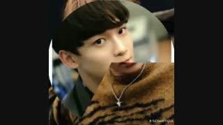 میکس عکس های چن از گروه کره ای اکسو exo