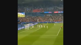 جام جهانی فوتبال زنان: گل اول فرانسه به کره جنوبی