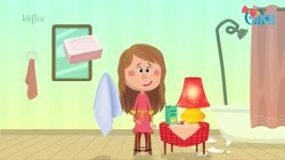 مجموعه انیمیشن روشنا - راز جوانی پوست