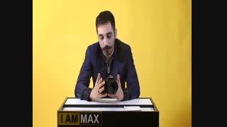 آموزش کار با منو دوربین 77D canon