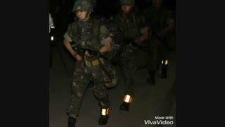 عکس و ویدیو های جدید از شیومین تو ارتش