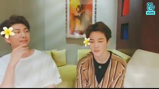 V LIVE - BTS Live - 미니모니