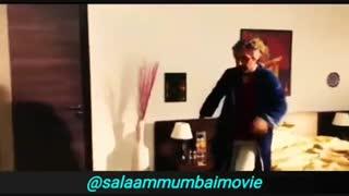 پشت صحنه اول فیلم ایرانی هندی دختر شیطان