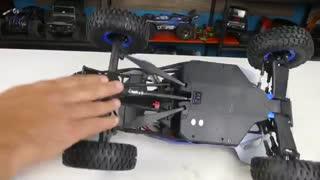 ماشین کنترلی فوق العاده wltoys 10428c2/ایستگاه پرواز