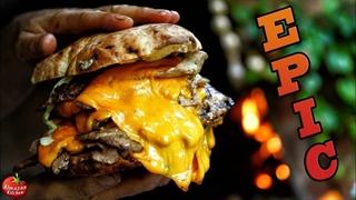 مگه کسی هم هست که همبرگر دوست نداشه باشه؟! اونم این برگر هوس انگیز