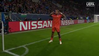 124 دیدار لیگ قهرمانان اروپا 2018-2019 در 124 ثانیه