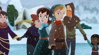 انیمیشن اژدهای یخی Ice Dragon 2018 دوبله فارسی