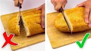 چندین ترفند هوشمندانه و کاربردی در آشپزی