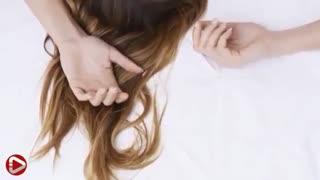 روش خانگی برای رشد مو سر