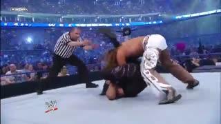 مسابقه UnderTker مقابل Shawn Michaels در رویداد WrestleMania 25