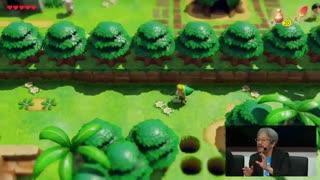 گیم پلی بازی The Legend of Zelda : Link's Awakening