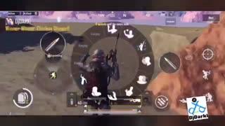 PUBG MOBILE DJDARKI sniper shot