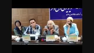 اعتراض بهزاد فراهانی به دستمزد نوید محمدزاده