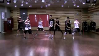 BTS.No more dream practice