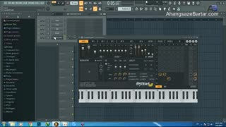 آموزش رایگان آهنگسازی و تنظیم با اف ال استودیو