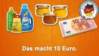 واژگان خرید و پرداخت به زبان آلمانی - migrategermany.com