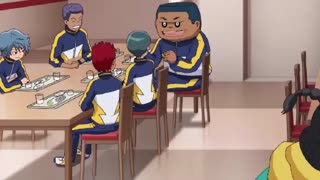 Inazuma Eleven Orion No Kokuin Episode 34