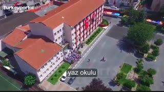 کلاس های رایگان تابستانی در ترکیه